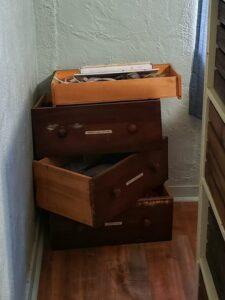 Drawers Planter Box
