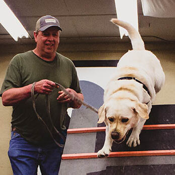 Dog Training Happy Testimonial